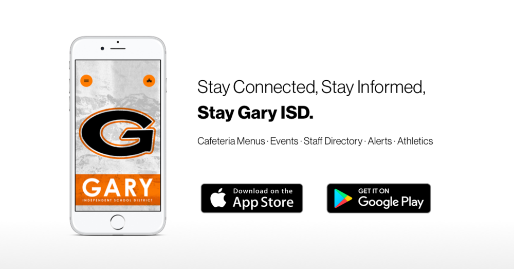 Introducing the NEW Gary ISD Mobile App