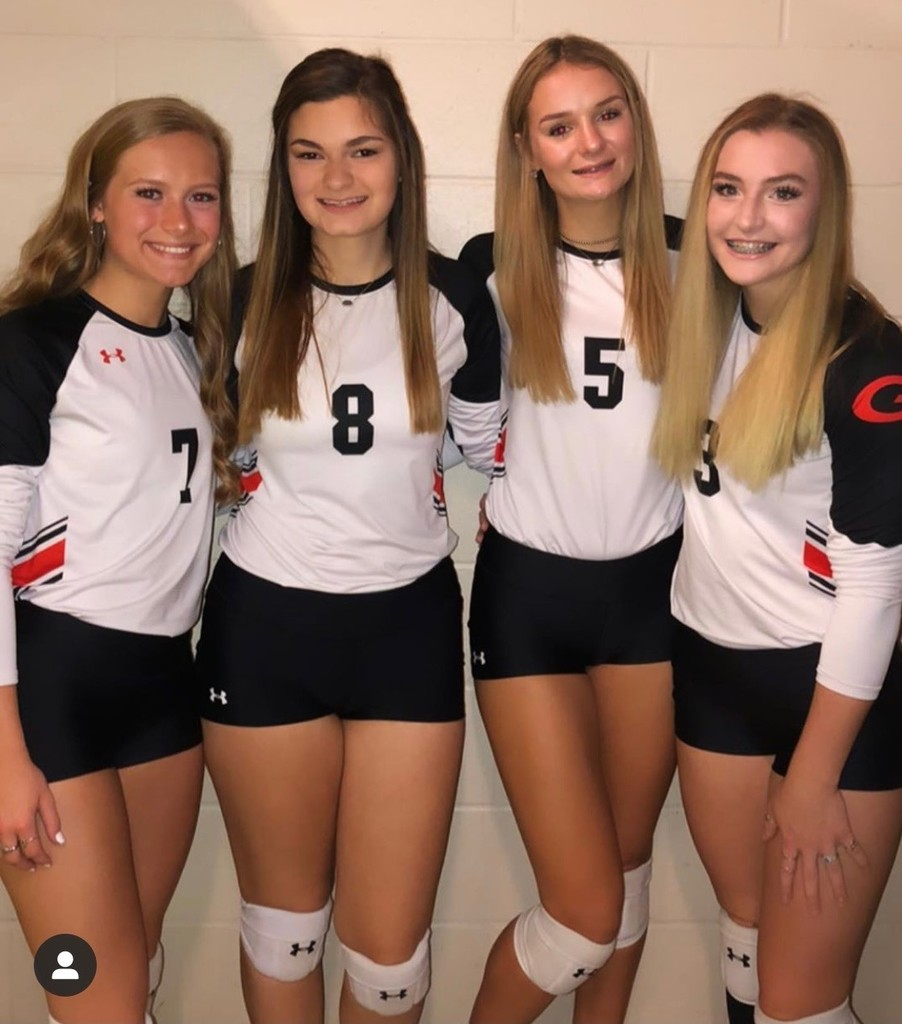 Senior Night VB 2020